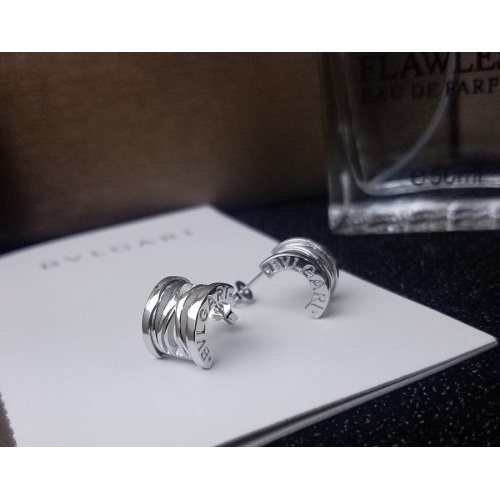 Bvlgari Earrings #807058 $29.00, Wholesale Replica Bvlgari Earrings
