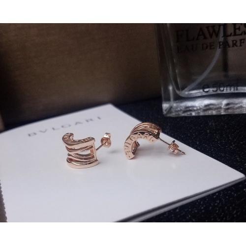 Bvlgari Earrings #807059 $29.00, Wholesale Replica Bvlgari Earrings
