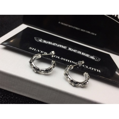 Chrome Hearts Earring #807060 $25.00 USD, Wholesale Replica Chrome Hearts Earring