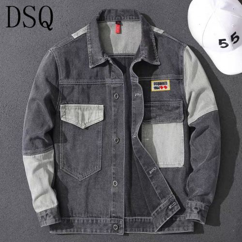 Dsquared Jackets Long Sleeved For Men #807072