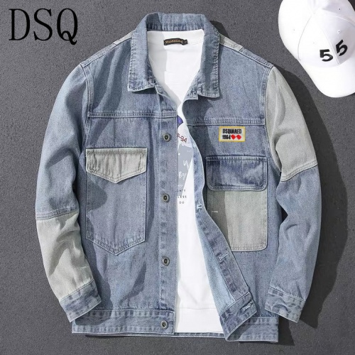 Dsquared Jackets Long Sleeved For Men #807073