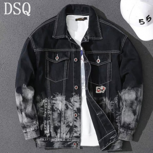Dsquared Jackets Long Sleeved For Men #807074
