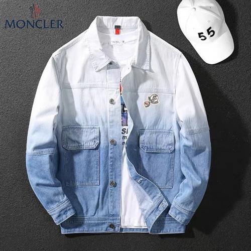 Moncler Jackets Long Sleeved For Men #807098