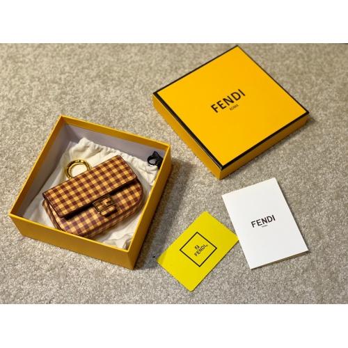 Fendi AAA Messenger Bags For Women #807100 $85.00, Wholesale Replica Fendi AAA Messenger Bags