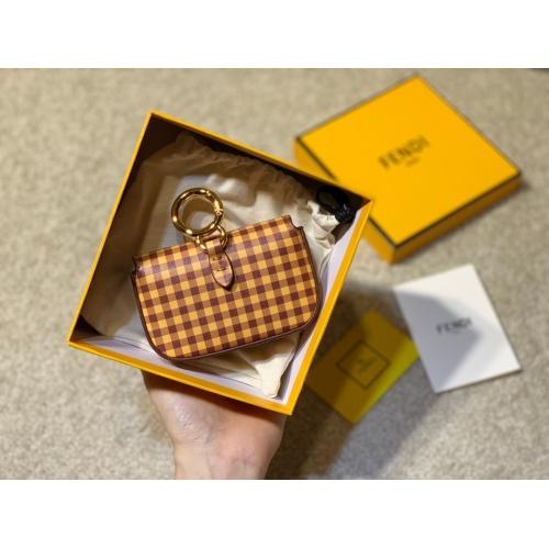 Replica Fendi AAA Messenger Bags For Women #807100 $85.00 USD for Wholesale