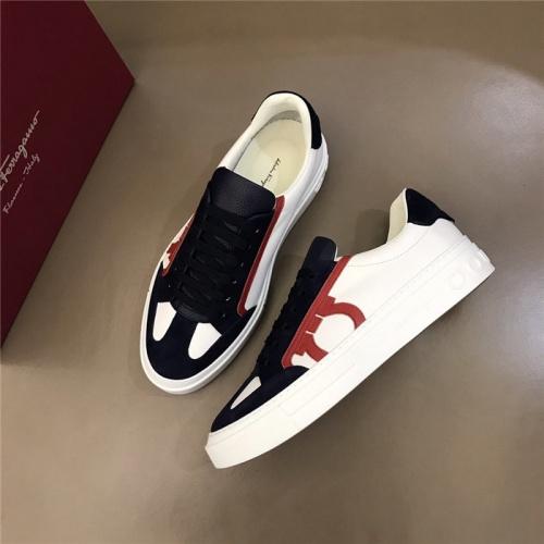 Ferragamo Salvatore FS Casual Shoes For Men #807226