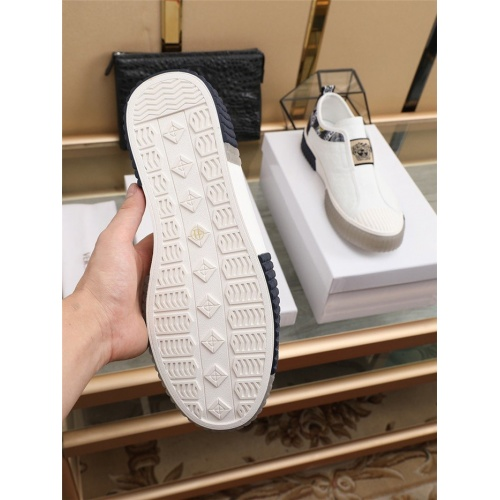 Replica Versace Casual Shoes For Men #807274 $80.00 USD for Wholesale
