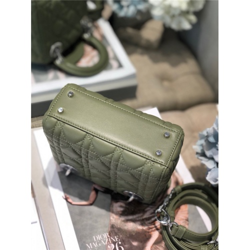 Replica Christian Dior AAA Quality Messenger Bags #807402 $82.00 USD for Wholesale