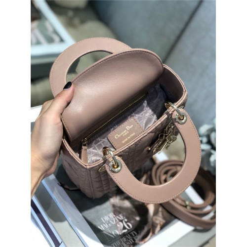Replica Christian Dior AAA Quality Messenger Bags #807404 $82.00 USD for Wholesale