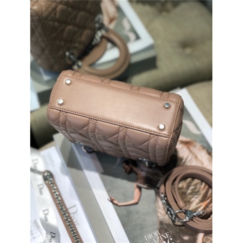 Replica Christian Dior AAA Quality Messenger Bags #807405 $82.00 USD for Wholesale