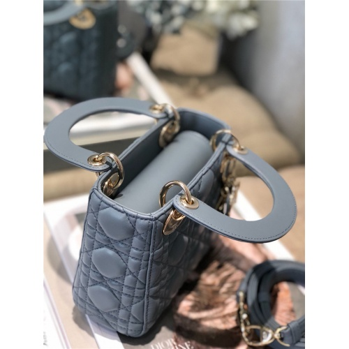 Replica Christian Dior AAA Quality Messenger Bags #807406 $82.00 USD for Wholesale