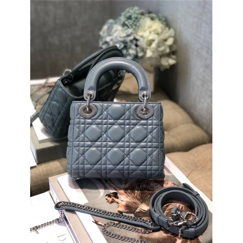 Replica Christian Dior AAA Quality Messenger Bags #807407 $82.00 USD for Wholesale