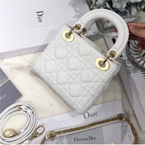 Replica Christian Dior AAA Quality Messenger Bags #807408 $82.00 USD for Wholesale