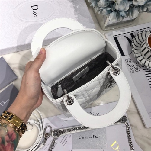 Replica Christian Dior AAA Quality Messenger Bags #807409 $82.00 USD for Wholesale