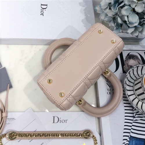 Replica Christian Dior AAA Quality Messenger Bags #807410 $82.00 USD for Wholesale