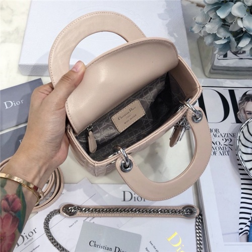 Replica Christian Dior AAA Quality Messenger Bags #807411 $82.00 USD for Wholesale