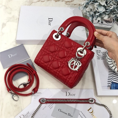 Christian Dior AAA Quality Messenger Bags #807413 $82.00, Wholesale Replica Christian Dior AAA Quality Messenger Bags