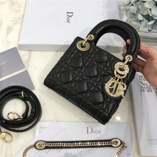 Christian Dior AAA Quality Messenger Bags #807414 $82.00 USD, Wholesale Replica Christian Dior AAA Quality Messenger Bags