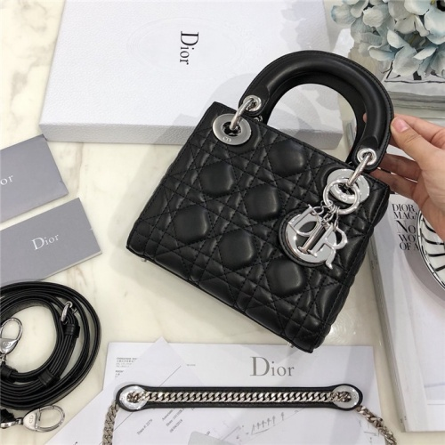 Christian Dior AAA Quality Messenger Bags #807415 $82.00, Wholesale Replica Christian Dior AAA Quality Messenger Bags