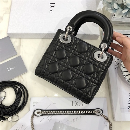 Replica Christian Dior AAA Quality Messenger Bags #807415 $82.00 USD for Wholesale