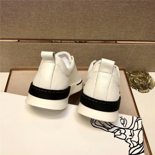 Replica Versace Casual Shoes For Men #807469 $80.00 USD for Wholesale
