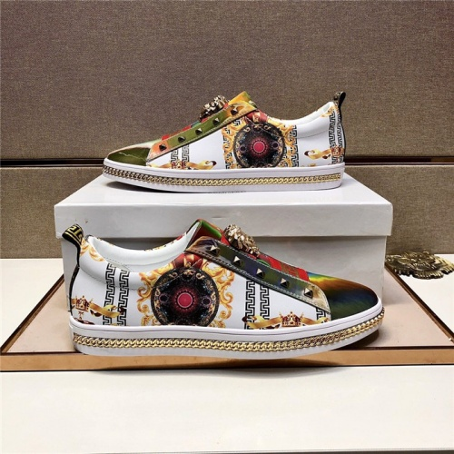 Versace Casual Shoes For Men #807482