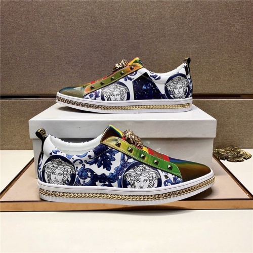 Versace Casual Shoes For Men #807483