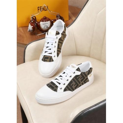 Fendi Casual Shoes For Men #807495