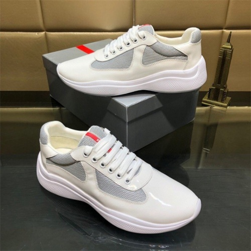 Prada Casual Shoes For Men #807499
