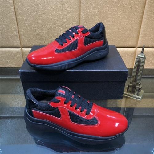 Prada Casual Shoes For Men #807504
