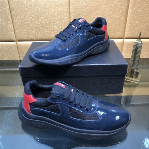 Prada Casual Shoes For Men #807506