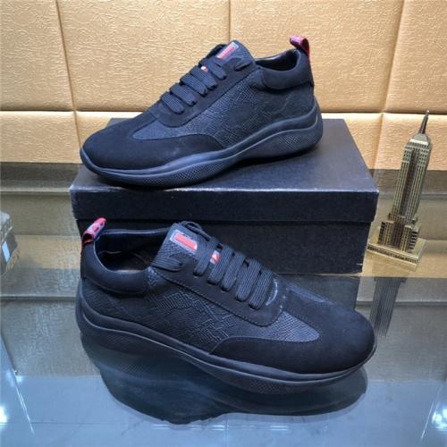 Prada Casual Shoes For Men #807510
