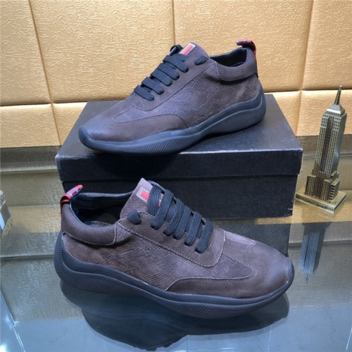 Prada Casual Shoes For Men #807511
