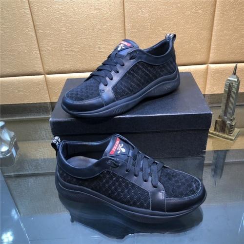 Prada Casual Shoes For Men #807512