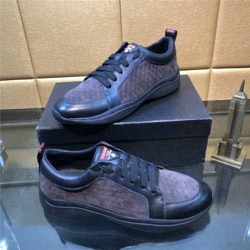 Prada Casual Shoes For Men #807513