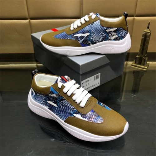 Prada Casual Shoes For Men #807514