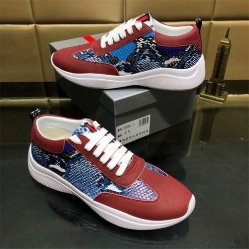 Prada Casual Shoes For Men #807516