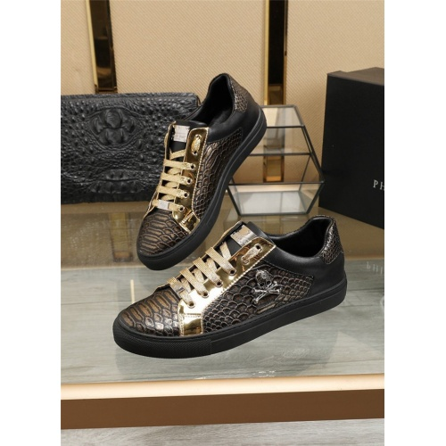 Philipp Plein PP Casual Shoes For Men #807527