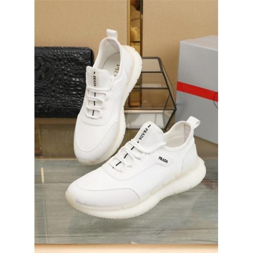 Prada Casual Shoes For Men #807545