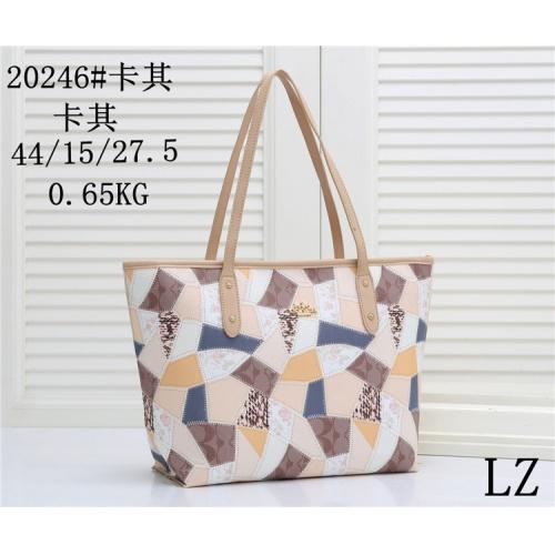 Coach Fashion Tote-HandBags For Women #807584