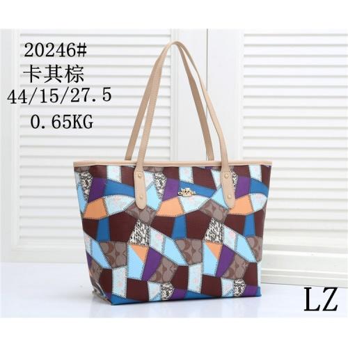 Coach Fashion Tote-HandBags For Women #807585