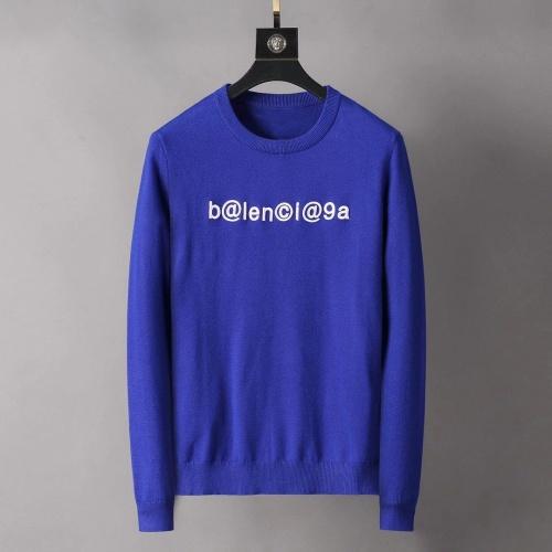 Balenciaga Sweaters Long Sleeved O-Neck For Men #807671