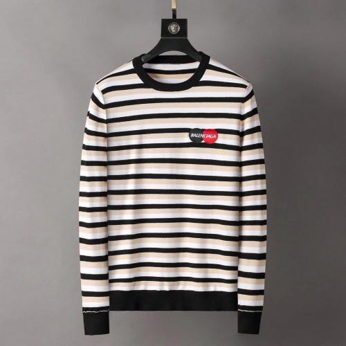 Balenciaga Sweaters Long Sleeved O-Neck For Men #807673