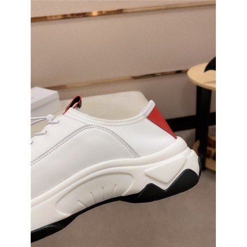 Replica Versace Casual Shoes For Men #807684 $80.00 USD for Wholesale