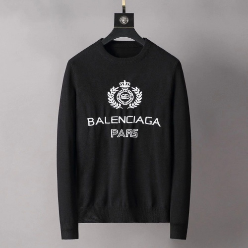 Balenciaga Sweaters Long Sleeved O-Neck For Men #807762