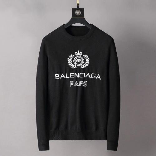 Balenciaga Sweaters Long Sleeved O-Neck For Men #807762