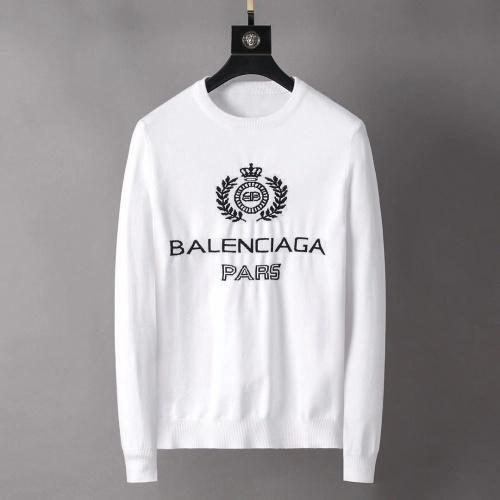 Balenciaga Sweaters Long Sleeved O-Neck For Men #807763