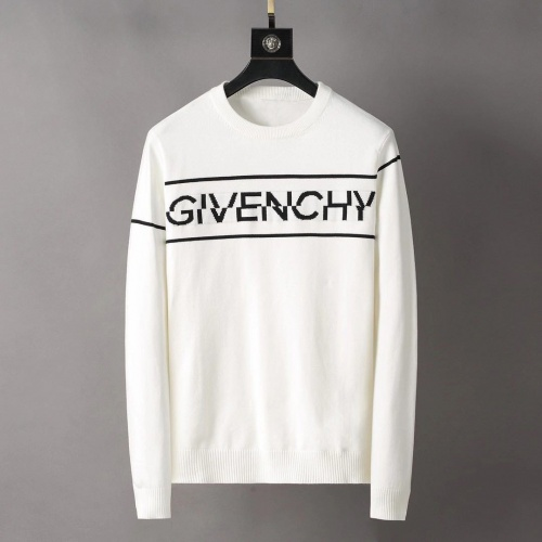 Givenchy Sweater Long Sleeved O-Neck For Men #807764