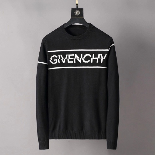 Givenchy Sweater Long Sleeved O-Neck For Men #807765