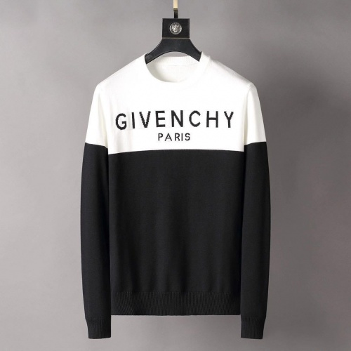 Givenchy Sweater Long Sleeved O-Neck For Men #807766